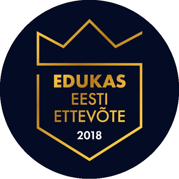 Eesti Edukas Ettevõtte 2018